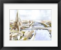 Daylight Paris I Framed Print