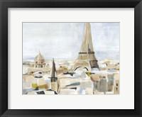 Daylight Paris II Framed Print