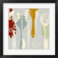 Cook's Choice I Framed Print