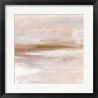 Golden Horizon II Framed Print
