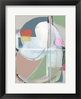 Collage II Framed Print