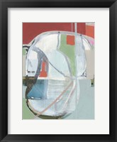 Collage IV Framed Print