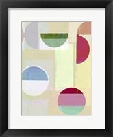 Demi II Framed Print