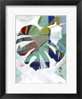 Monstera I Framed Print