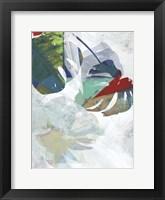 Framed Monstera VII
