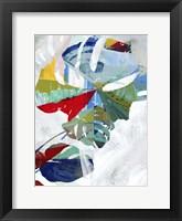 Monstera IX Framed Print