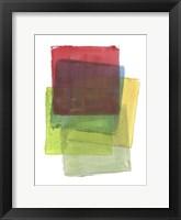Graphene II Framed Print