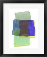 Graphene IV Framed Print