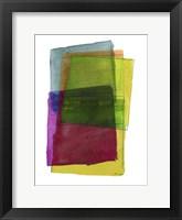 Graphene VIII Framed Print