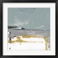 Dartmoor Blues II Framed Print
