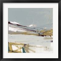 Dartmoor Blues III Framed Print