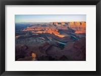 Framed Canyonlands at Sunrise