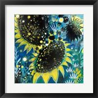 Framed Sunflower Kisses