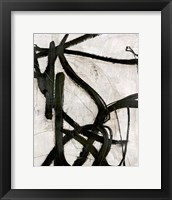 Graphical Lines 5 Framed Print