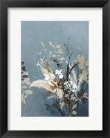 Light Leaves 4 Framed Print