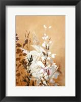 Light Leaves 5 Framed Print