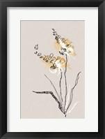 Summer Plant 2 Framed Print