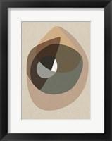 Workup 6 Framed Print