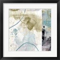 Aubergine No. 1 Framed Print
