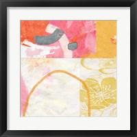 Kimono No. 1 Framed Print