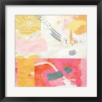 Kimono No. 2 Framed Print