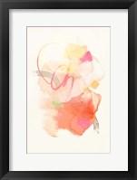Peachy Keen No. 1 Framed Print