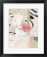 Torn No. 1 Framed Print