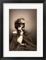 Framed Scherzo di Follia, 1863-1866
