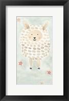 Counting Sheep No. 3 Framed Print
