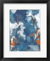 Mist and Spray I Framed Print