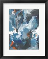 Mist and Spray II Framed Print