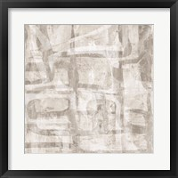 Intertwined 3 Framed Print
