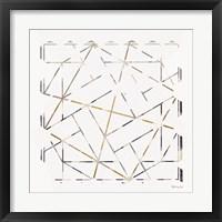 Mosaic 1 Framed Print