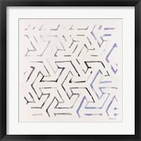 Mosaic 2 Framed Print