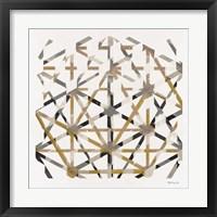 Mosaic 4 Framed Print