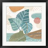 Coastal Creations V Framed Print