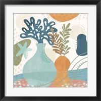 Coastal Creations III Framed Print