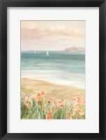 Around the Point II Framed Print