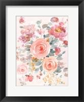 September Blooming I Framed Print