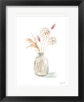 Everlasting Bouquet II Framed Print