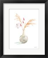 Everlasting Bouquet I Framed Print