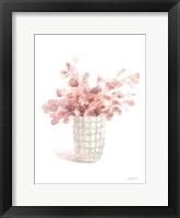 Modern Flora I Framed Print