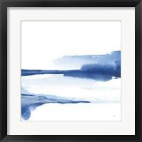 Classic Blue II Framed Print