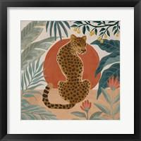 Big Cat Beauty II Framed Print