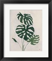 Palm Botanical I Framed Print