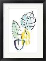 Vase Phase III Framed Print