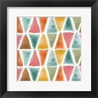 Girlfriends Pattern VII Framed Print