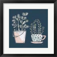 A Plants Life IX Framed Print