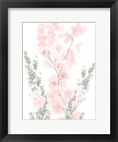 Blushing Bouquet 1 Framed Print