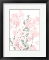Blushing Bouquet 2 Framed Print